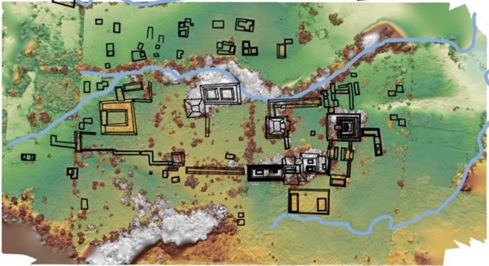 墨西哥农场发现古玛雅王国被遗弃的首都