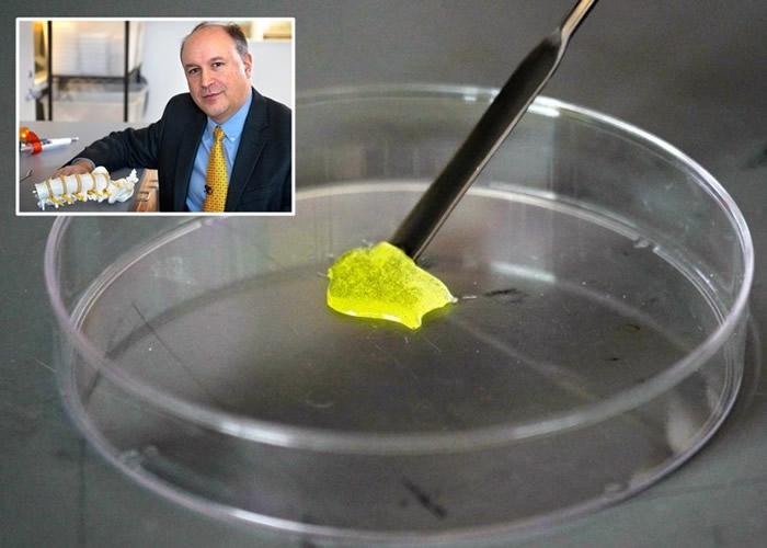 《科学转化医学》:美国康奈尔大学凝胶注入新技术 10分钟修复椎间盘突出术后患处