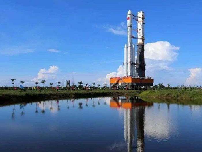 中国长征七号改中型运载火箭发射失利 新技术试验六号卫星未进入预定轨道