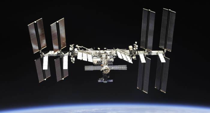"""国际空间站轨道高度3月19日将借助""""进步MS-13""""货运飞船发动机提高1公里"""