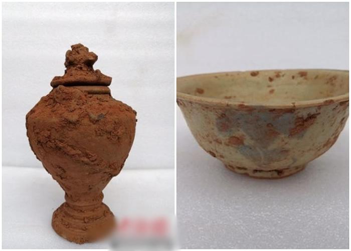 四川省德阳市旌阳区施工现场发现古墓 证为明代石室墓