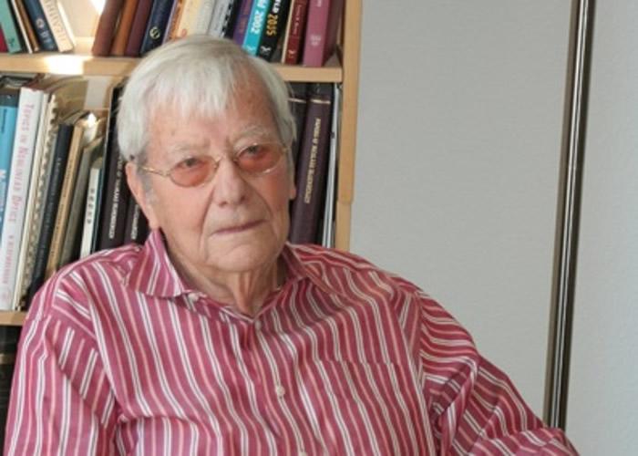 布隆伯根(图)提出的核电共振理论终获印证。