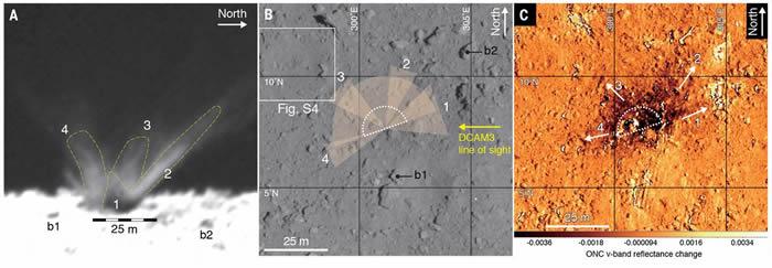 """""""隼鸟2号""""对了解小行星""""龙宫""""的年代和表面聚和力具重要""""影响"""""""