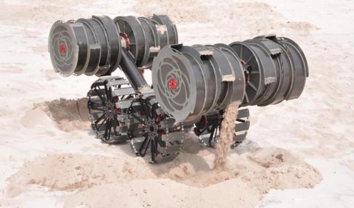 NASA希望公众帮助其建造月球挖掘机器人RASSOR