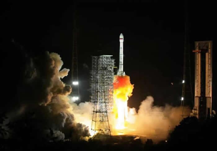 由中国研发并于2008年进入轨道的委内瑞拉一号通信卫星(Venesat-1)停止运行