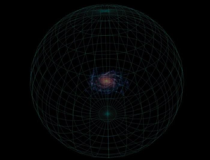 英国科学家新研究指出银河系宽约190万光年(1光年等于94600亿千米)