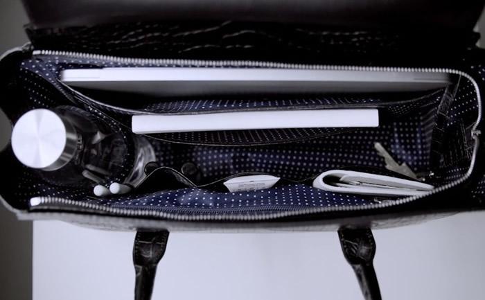 美国有初创公司生产出百变手袋ALL DAY BAG