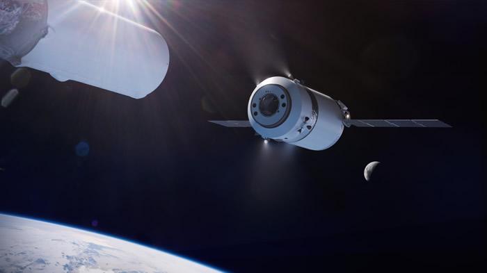SpaceX新型Dragon XL飞船将运送货物到NASA月球空间站