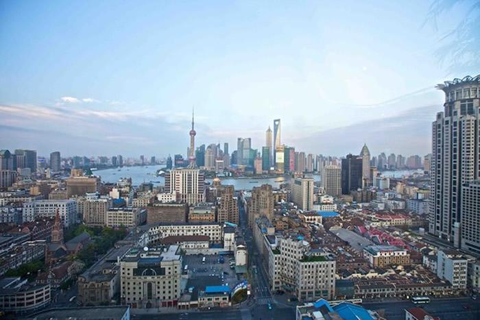 中国的改变吸引创新企业家到上海寻找机会