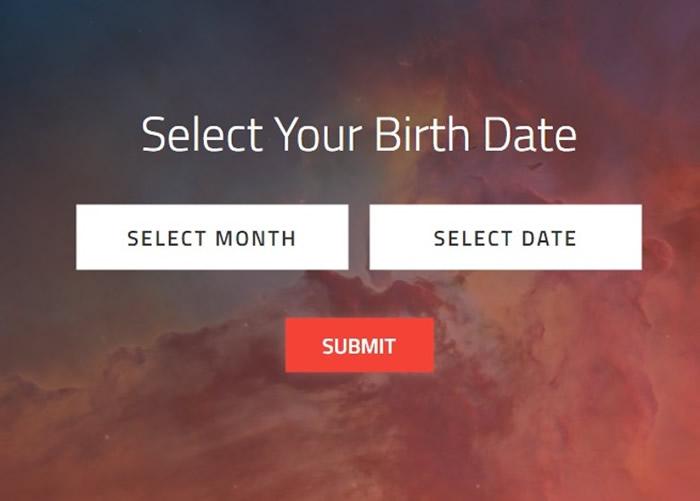"""哈勃太空望远镜30周年!NASA纪念网站选择出生日期就能看到哈勃拍下的""""生日宇宙"""""""