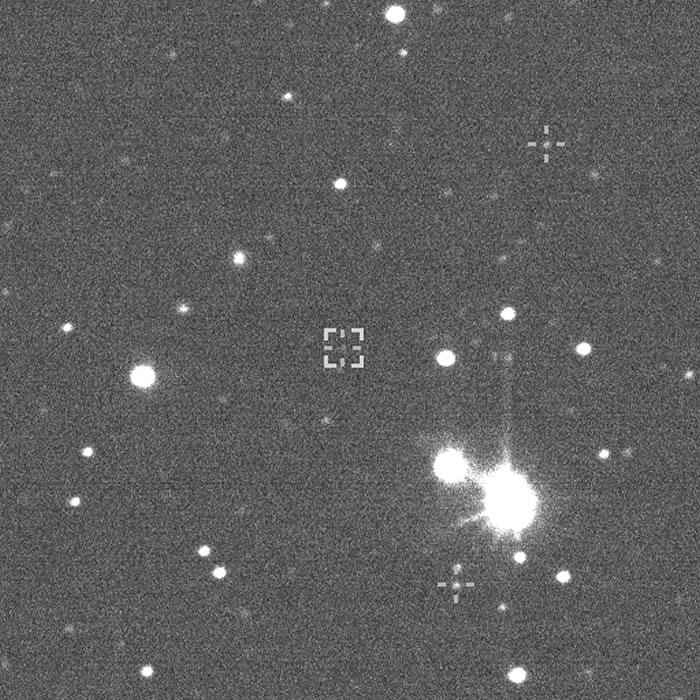 紫金山天文台近地天体望远镜发现一颗对地球构成潜在威胁小行星(PHA)2020 DM4