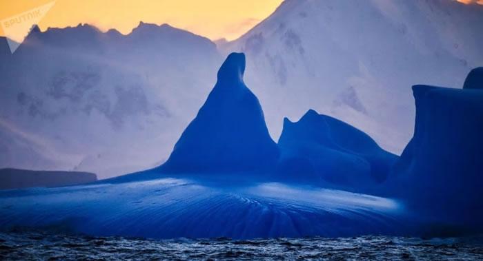 南极大陆东部的凯西站记录到最高9.2摄氏度的气温