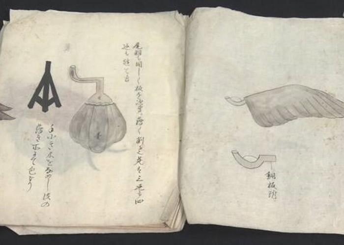册子以图画和文字详细说明制法。
