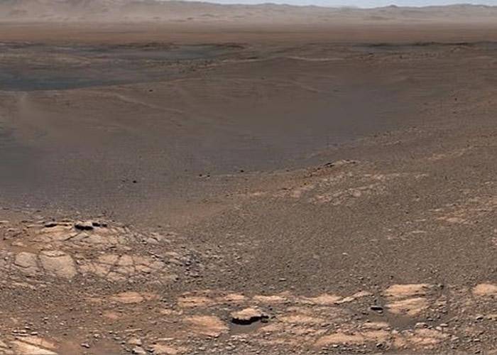 好奇号在火星多次探索到黏土物质