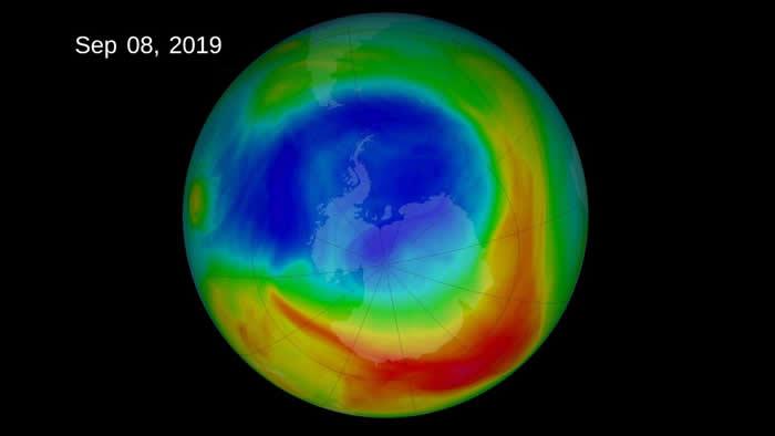 北极上空因平流层低温而形成的臭氧洞将拖延至4月中旬愈合