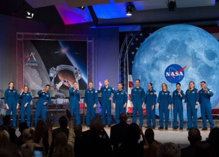 NASA招募宇航员 吸引国内1.2万人申请