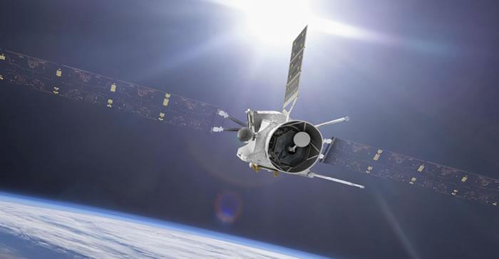 本周一艘已经飞行了14亿公里的太空飞船BepiColombo将访问地球