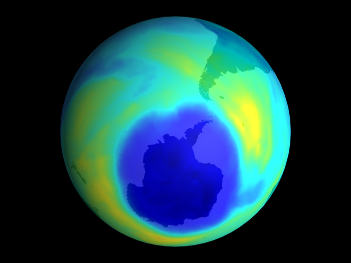 北极臭氧空洞或将自行恢复不会威胁人类健康