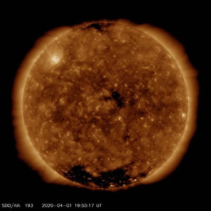 太阳可能于本月迈入新一轮活动周期——太阳周期25(CS25)