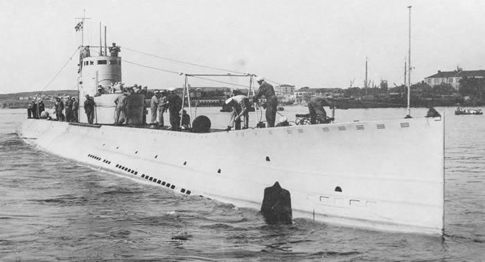 二战期间苏联潜艇曾重创德国和意大利船队
