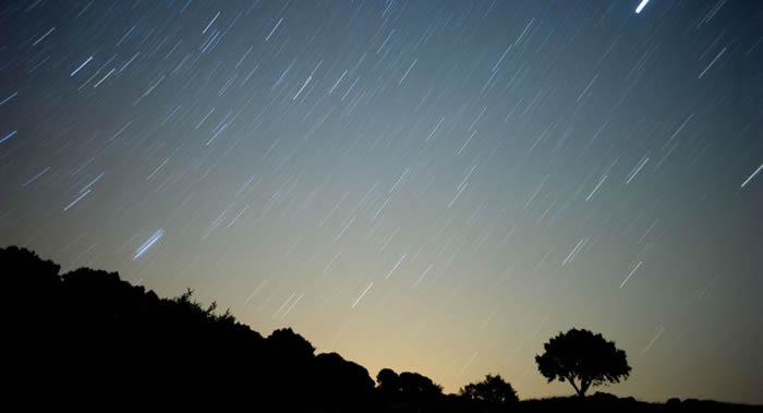 天琴座流星雨将于4月22日凌晨达到高峰 成为独特而不可预知的视觉盛宴