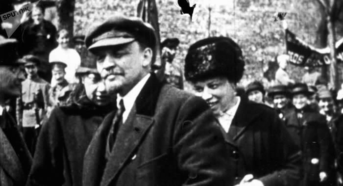 列宁诞辰150周年!五件鲜为人知的事曝光