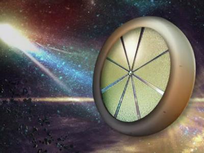 萨马拉大学科学家制作能够不用燃料机动可飞往太阳系各星球的甜甜
