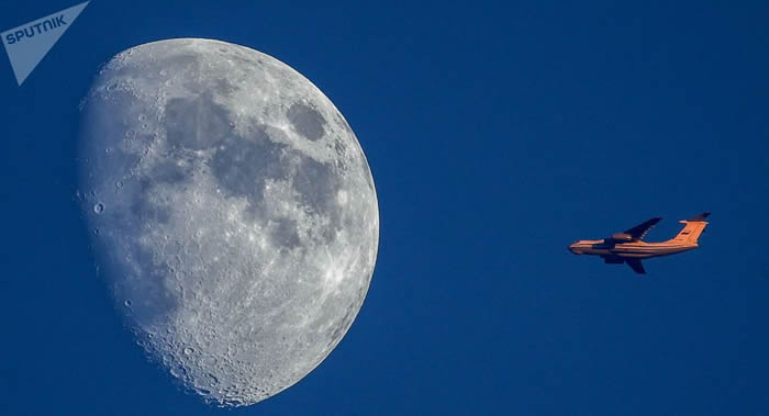 """俄罗斯计划在2021年10月1日发射首个国产月球探测器 """"月球-25""""可能着陆月球南极附近"""