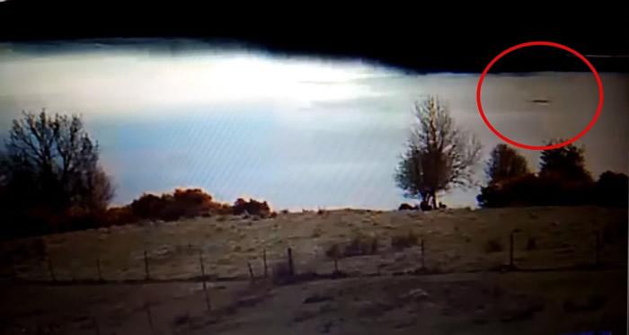 """""""资深水怪迷""""称目睹史上最大一次尼斯湖水怪直击 录下影片"""