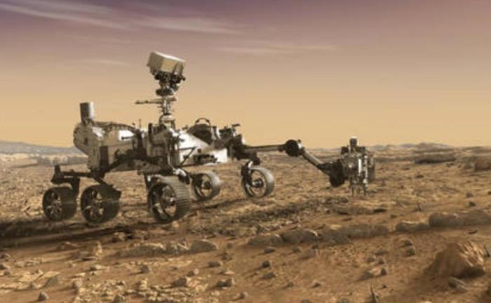 """Stanford News""网站:外星病毒可通过火星岩石样本被带入地球"