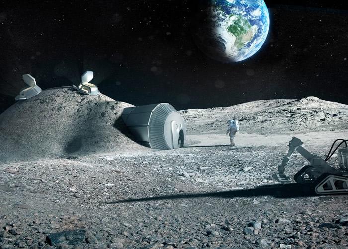 """欧洲太空总署(ESA)研究指人类的尿液将会是制作""""月球水泥""""的重要素材"""