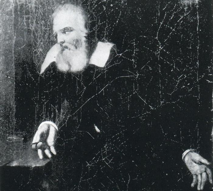 """伽利略在放弃日心说后小声说""""但地球仍然在动""""?"""
