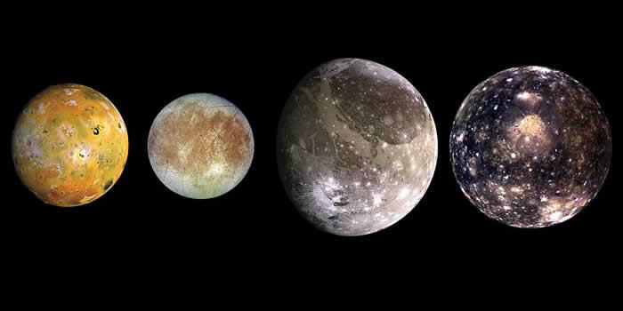 木星的卫星是怎么形成的 科学家提出新理论