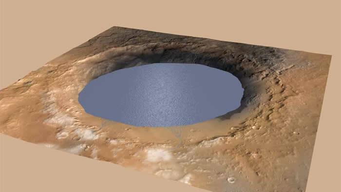 """NASA好奇号""""火星样本分析(SAM)""""实验让火星老问题有了新答案"""