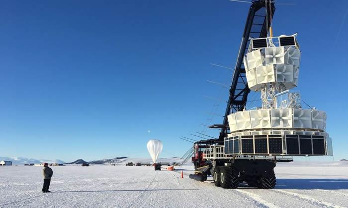 美国太空总署(NASA)在南极发现平行宇宙证据