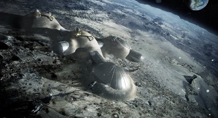 欧洲为NASA2024年升空的载人登月飞船制造专用服务舱