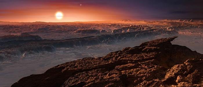 最近的系外行星Proxima b比以前认为的更像地球
