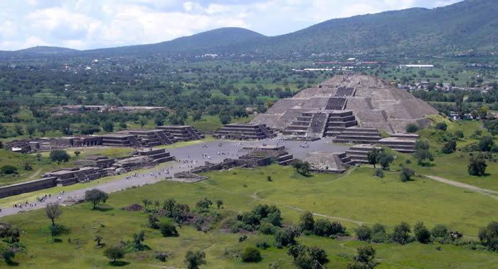 墨西哥国家人类学与历史研究所专家提出关于中美洲金字塔起源的假说