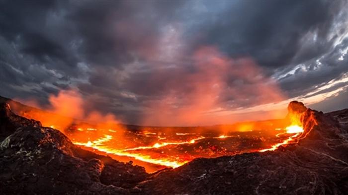 2.52亿年前火山爆发产生的汞污染了地球 造成历史上最严重的物种大灭绝