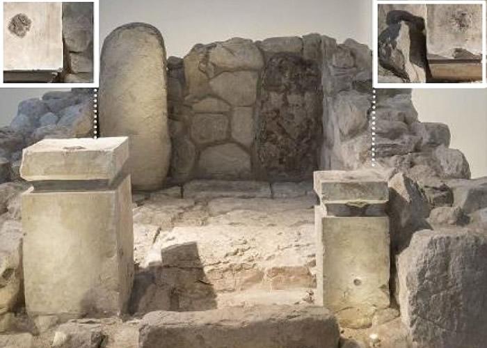 以色列南部古城阿拉德2700年历史神殿现大麻残余物 或证古人服精神药物