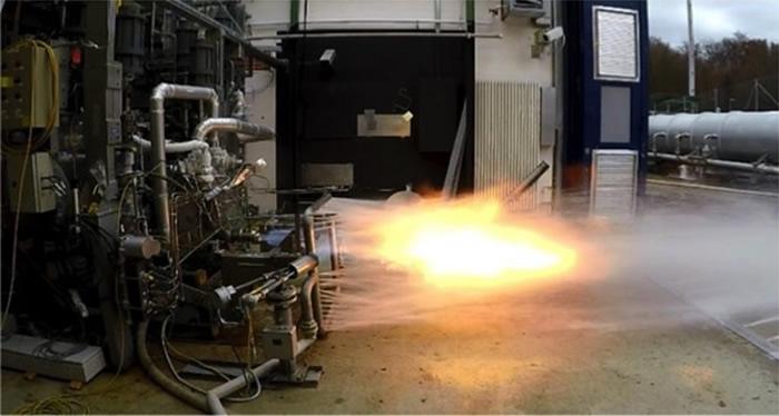 """欧洲宇航局(ESA)正研制下一代可重复使用的火箭发动机""""普罗米修斯""""(Prometheus)"""
