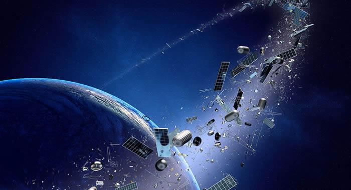 日本宇宙航空研究开发机构开始研发用于摧毁太空垃圾的人造卫星
