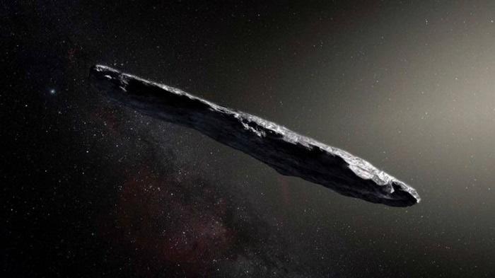 研究人员提出星际天体奥陌陌(Oumuamua)或是有史以来最纯净、最原始的冰氢块