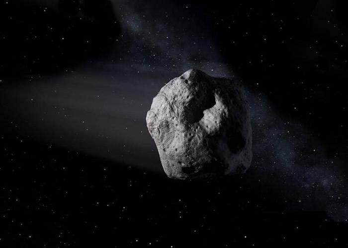 """小行星""""2002 NN4""""6日上午掠过地球"""