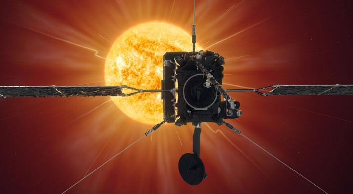 太阳轨道飞行器(Solar Orbiter)首次通过近日点 将近距离捕捉太阳图像