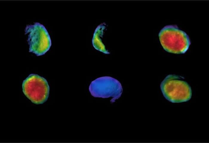 更完整的火卫一表面图像可帮助天文学家更好地理解火星、火卫一和火卫二(直径13公里)的演变历史。一些科学家认为,这两颗卫星是被火星引力捕获的小行星,但另一些科学家