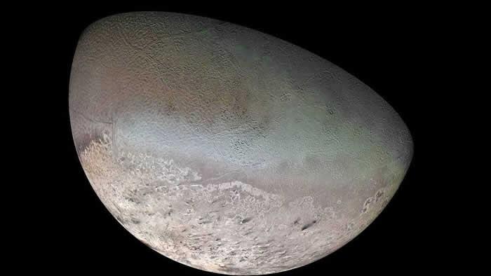 """""""三叉戟""""任务:美国NASA计划发射探测器访问海王星卫星海卫一Triton"""