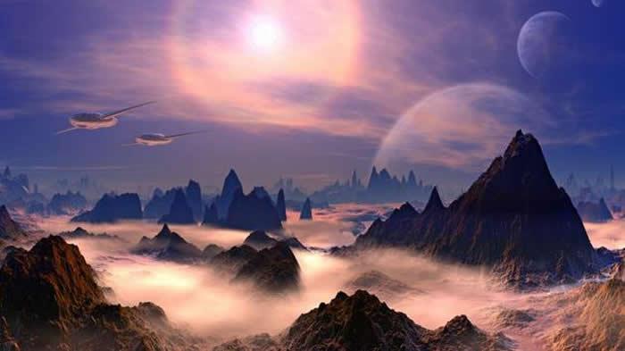 《天体物理学》:英国诺丁汉大学新研究显示整个银河系可能有36个活跃的智慧文明存在