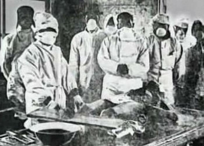 731部队被指曾在侵华战争进行生化战、细菌战及人体实验。