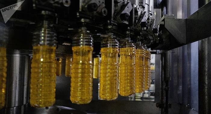 俄罗斯肿瘤学家呼吁拒绝食用葵花籽油 称会诱发癌症发展